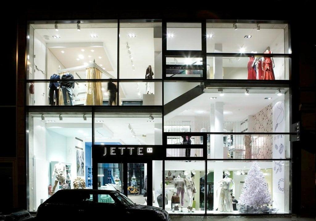 Jette concept store