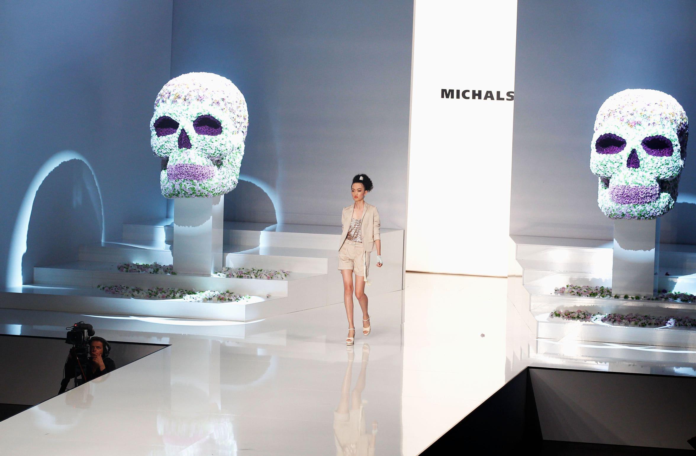 Michalsky stylenite catwalk