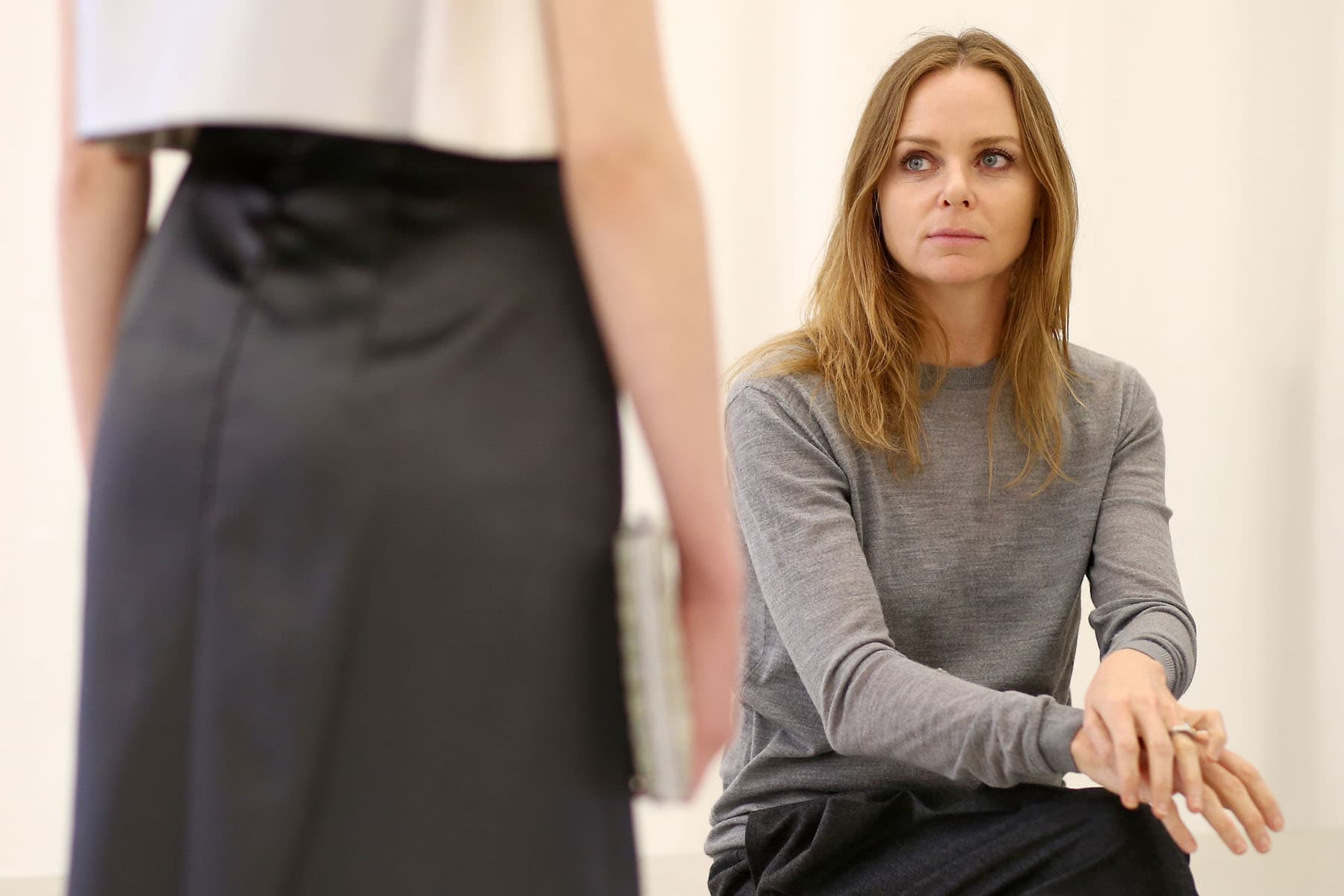 DfT Hosted By Stella McCartney - Collection Presentation